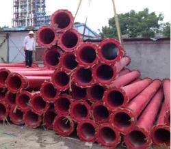 涂塑钢管施工