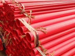 湖南内外涂塑钢管在生活和工业中有很大的运用价值