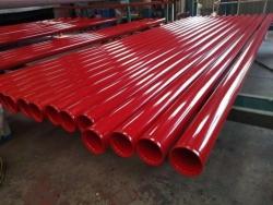湖南内外涂塑复合钢管的特点及应用