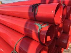 湖南涂塑复合钢管冲压处理中呈现的起皱、开裂问题要怎么控制?