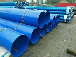涂塑钢管要达到怎样的一个标准才能出厂?