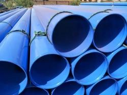 湖南涂塑钢管生产量过胜时怎么存放