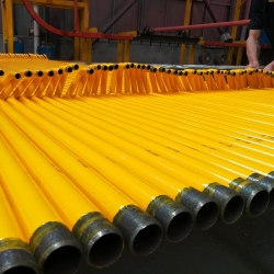 瑞邦牌燃气专用涂塑钢管