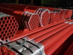 关于涂塑钢管与镀锌管的对比